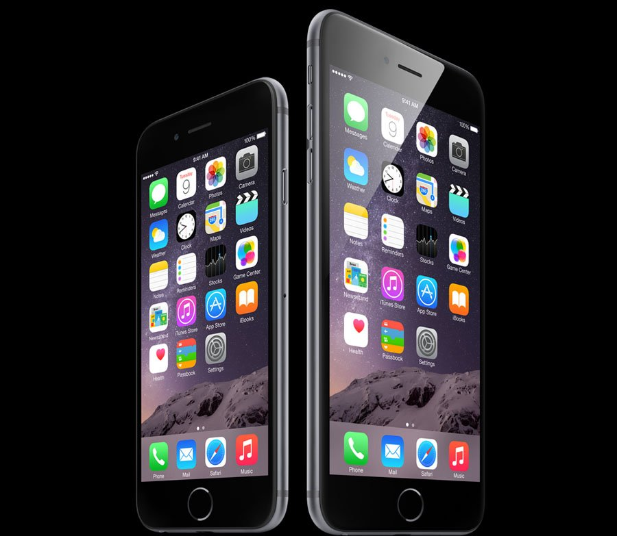 Apple iPhone 6 and 6 Plus Эппл Айфон 6 и 6 плюс
