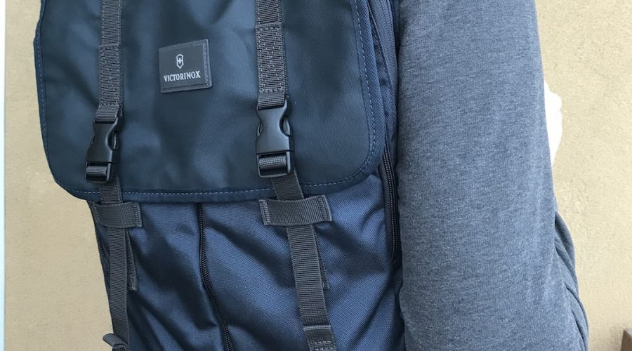 Victorinox Flapover Laptop Backpack 15,6